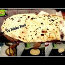 How To Make Basic Roti|Aka|Pulka Fulka|Poli|Chapati|Indian Flat Bread...