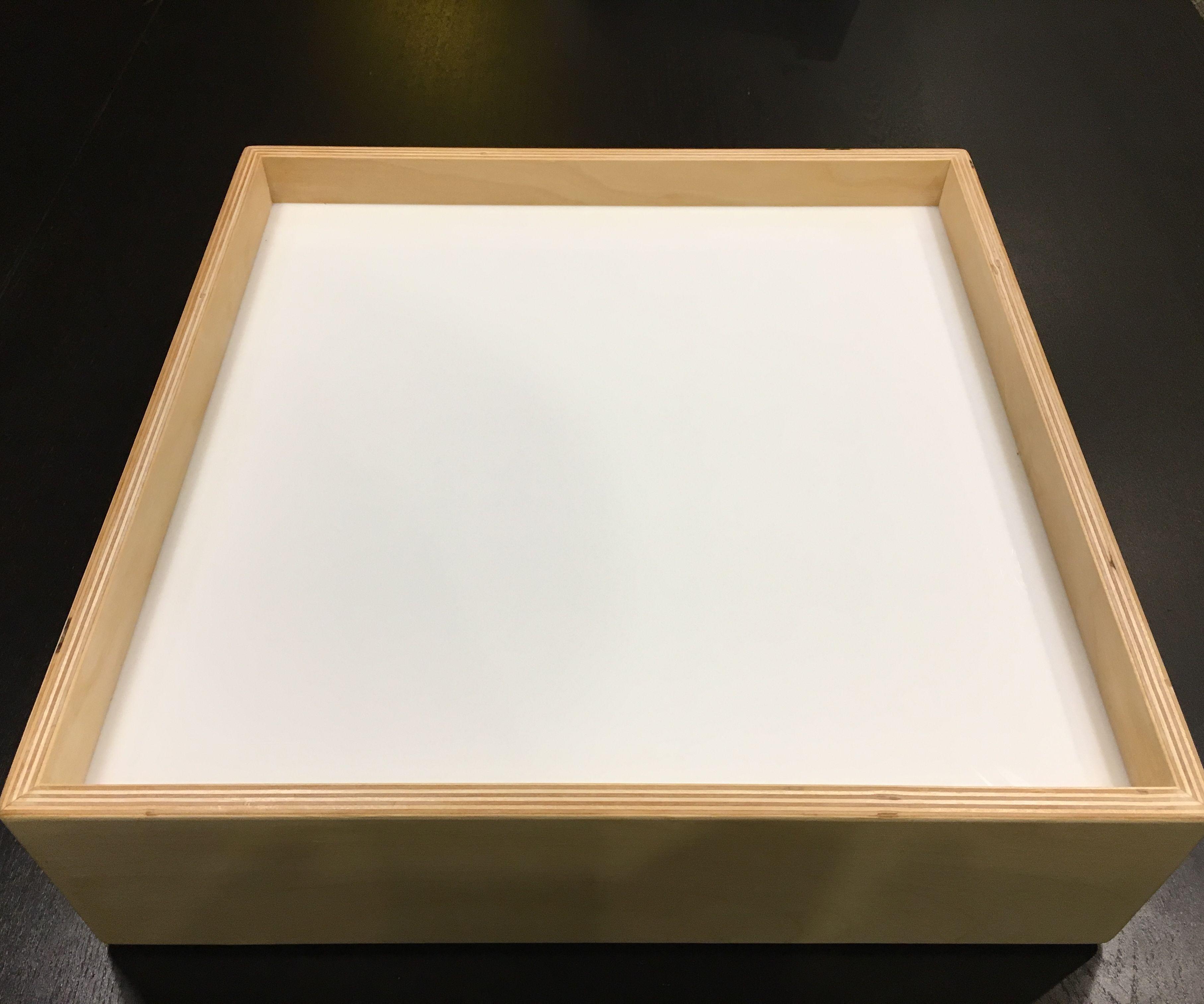 DIY Ligthbox / Light Table