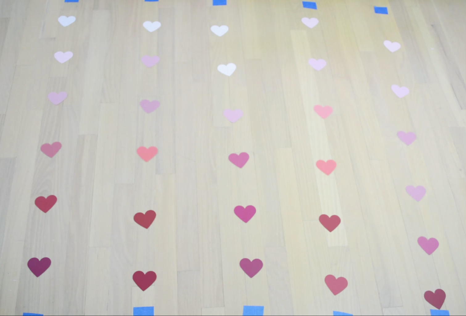 Lay Out the Hearts