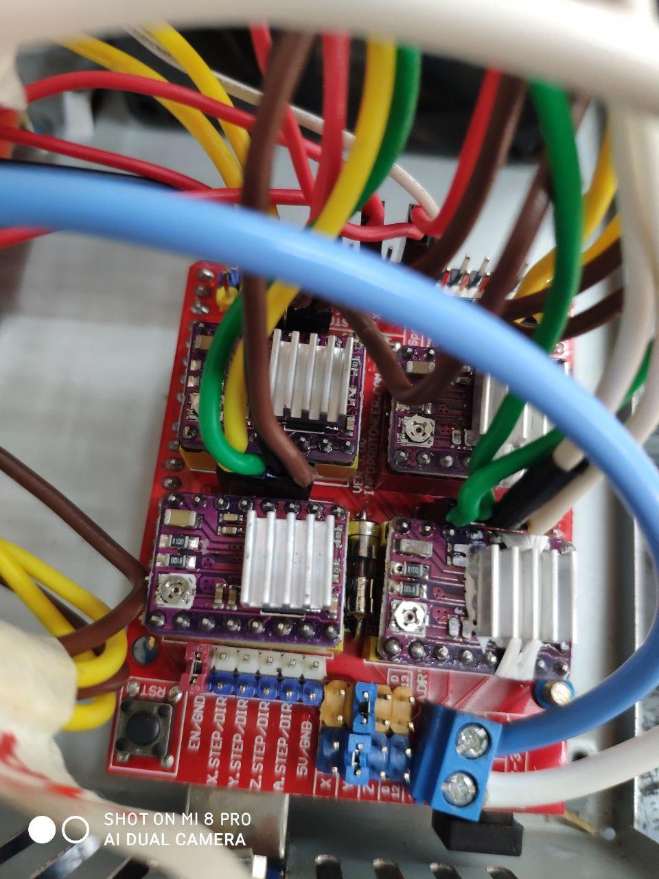 Step 6: Electronics