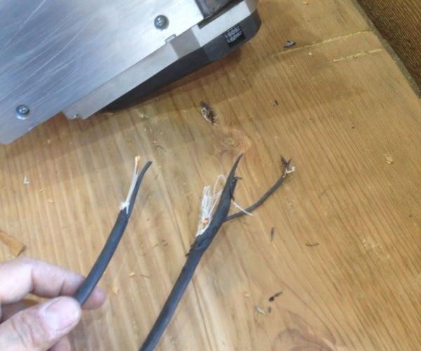 Repair Damaged Power Tool Cord