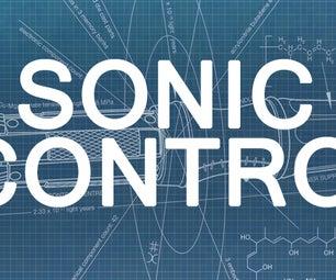 Sonic Control