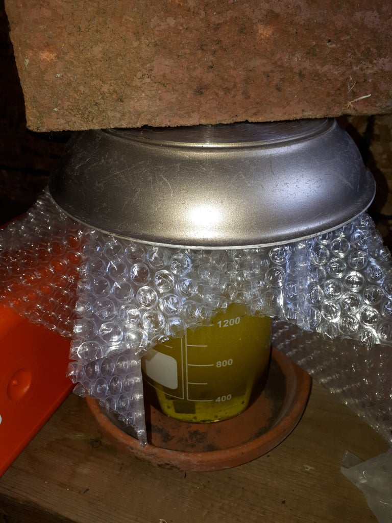 Gold Plated Steel With Propane (High Heat Method).