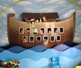 建造诺亚的方舟!