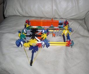 Knex C.A.P (compound Assault Pistol)