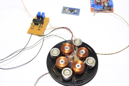 Attach the Sensor Module and Magnets