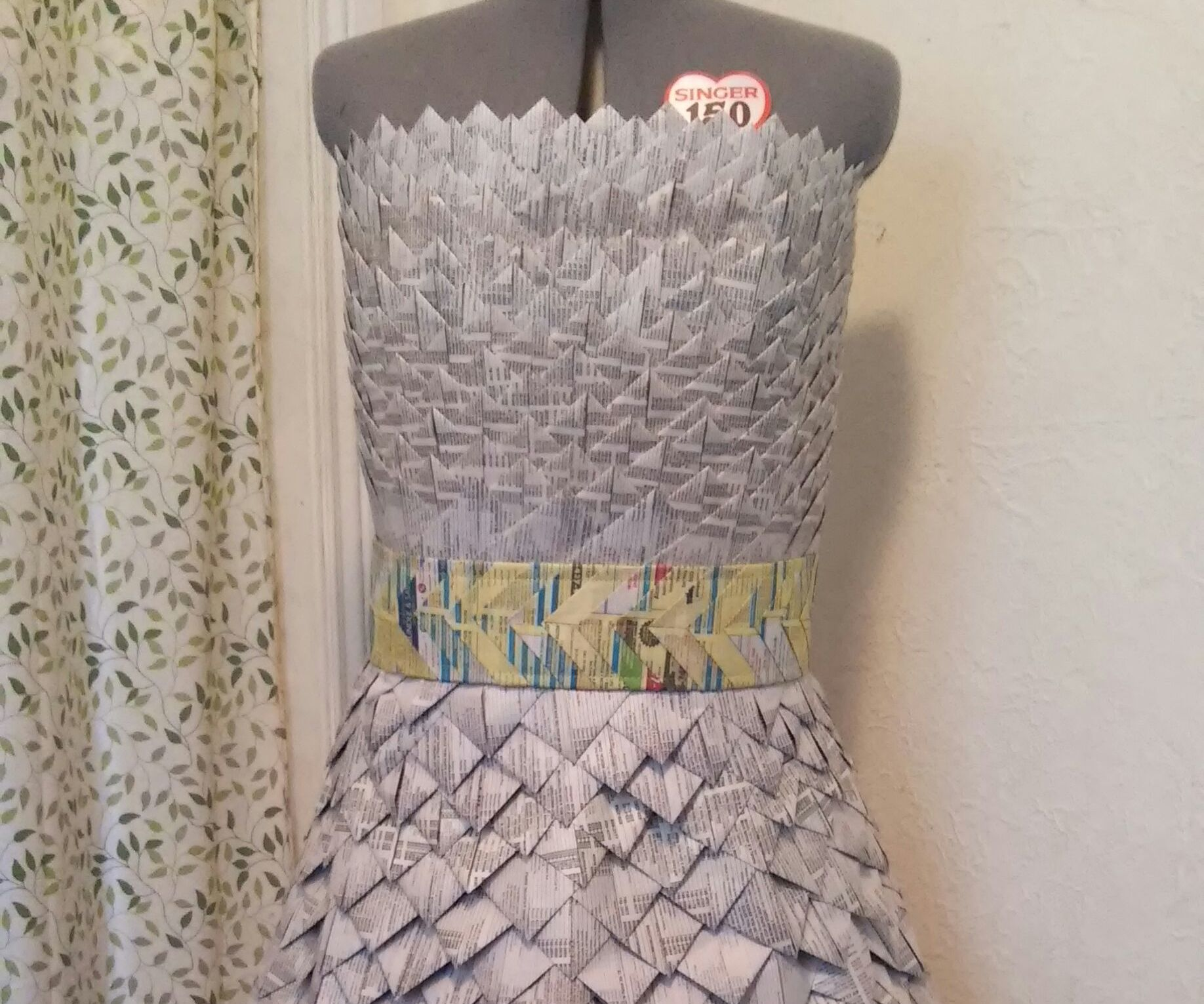 Phone Book Dress