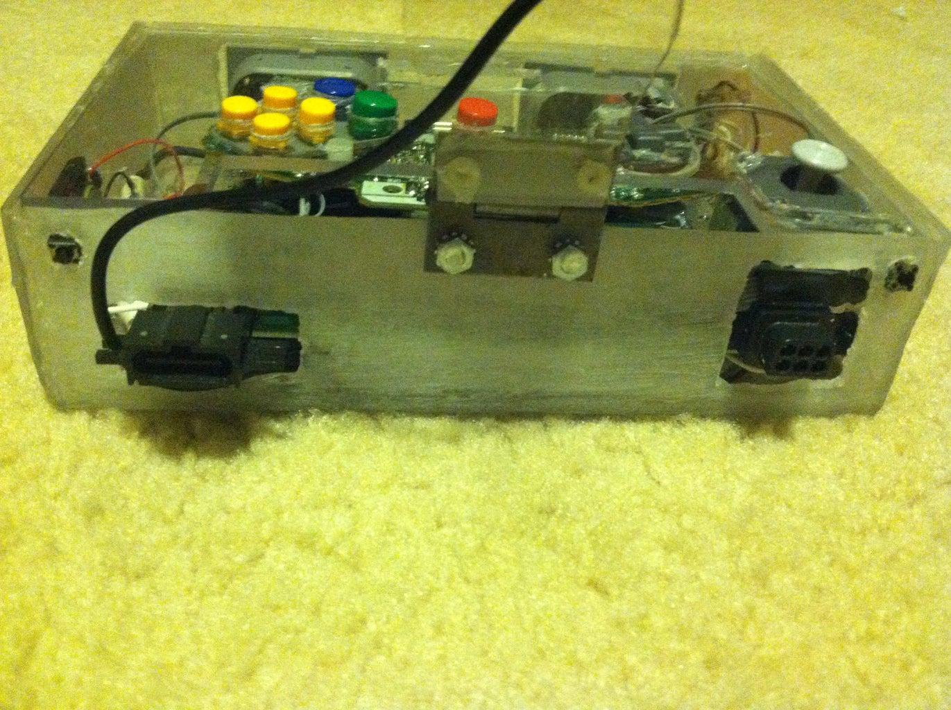 Wiring - Controller