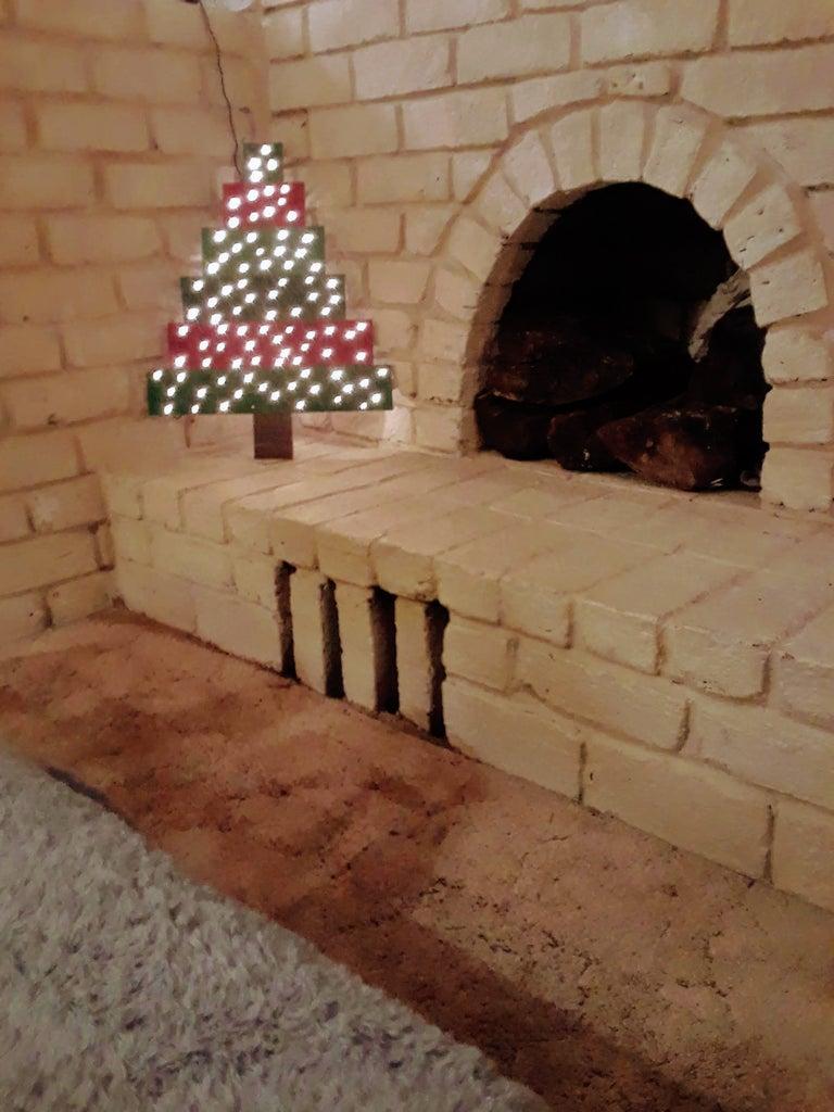 2D Christmas Tree!