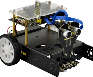 KeyBot: Educational Robot Kit