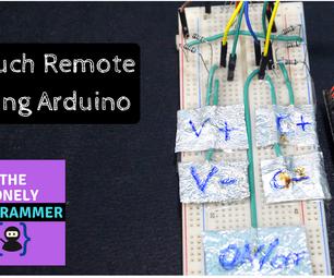 使用Arduino遥控遥控器控制电视