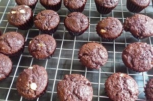Then Transfer the Muffins to Cool Further on a Rack.