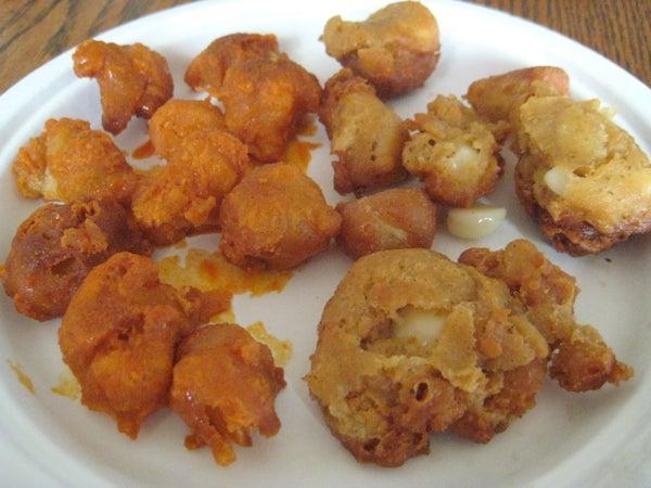 Fried Garlic / Buffalo Garlic