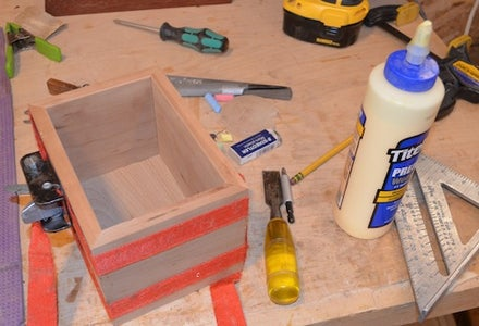 Gluing Your Box