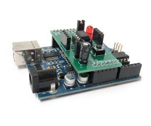8-Pin Programming Shield