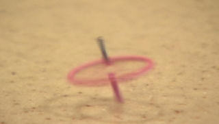 Tiny High-Speed Spinner Toy!