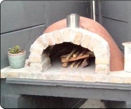 DIY Pizza Oven