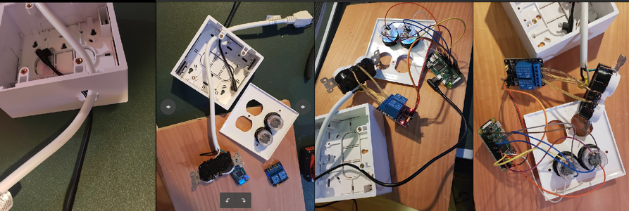 Additional Wiring and Assembly Images
