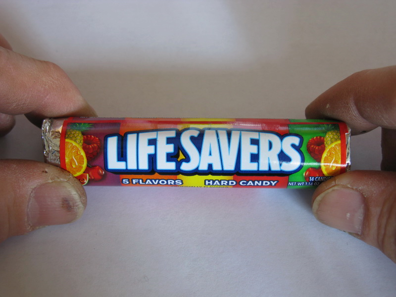Lifesavers Prank