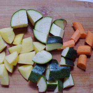 Prepare Vegan Patties