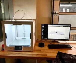 Autodesk Workshop Guide: Ultimaker S5 3D Printer