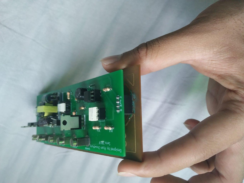 Finishing PCBs