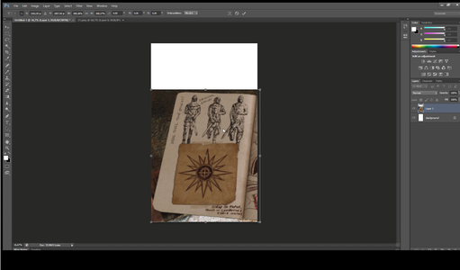 Edit/Adjust the Photos