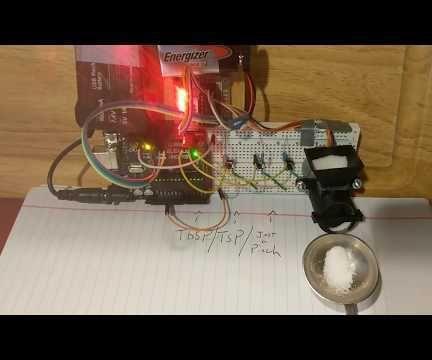 Spice Dispenser Prototype