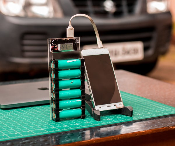 Build a Power Bank in $2