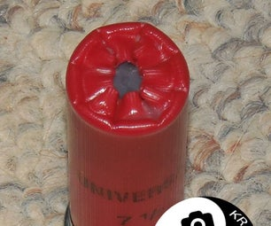 Reinforced Wax Shotgun Slug