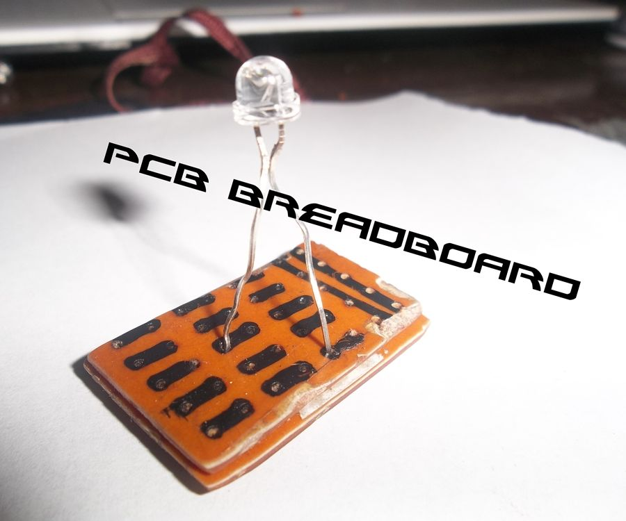 How to make Breadboard From PCB