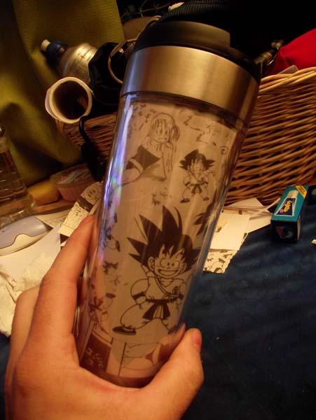 Customized Starbucks Travel Mug