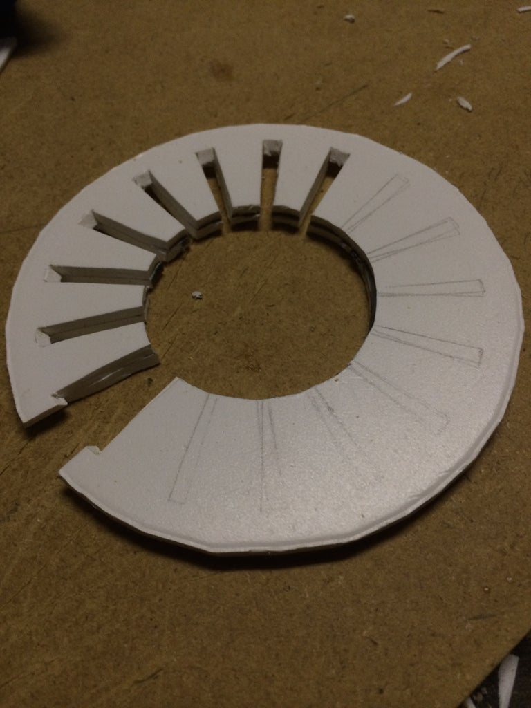 Building the Thrusters (Directional Servos)