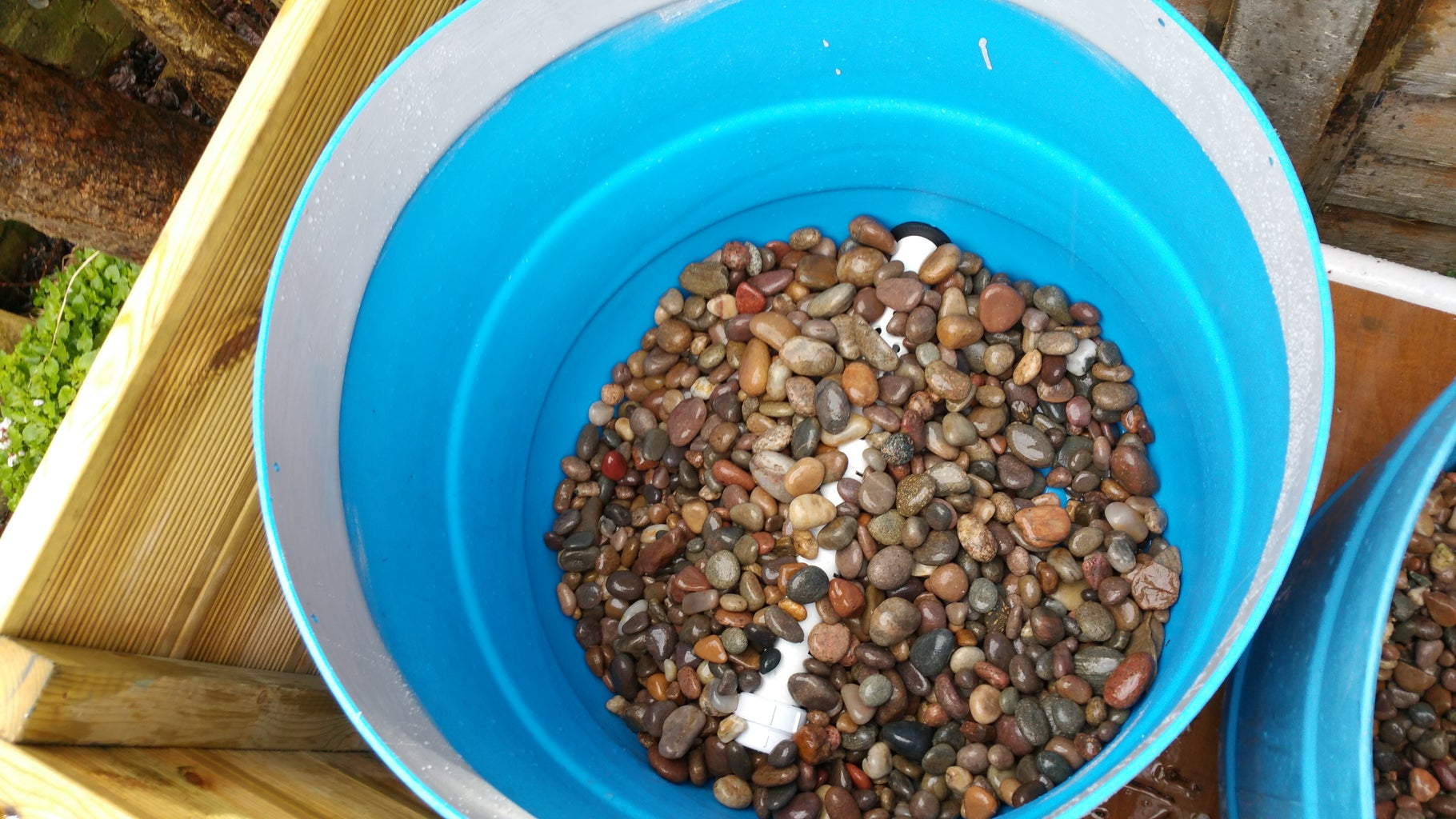 Choosing the Right Stones and Filling Buckets.