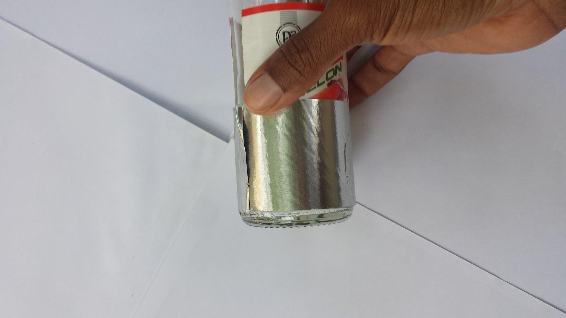 Prepare First Insulation Layer