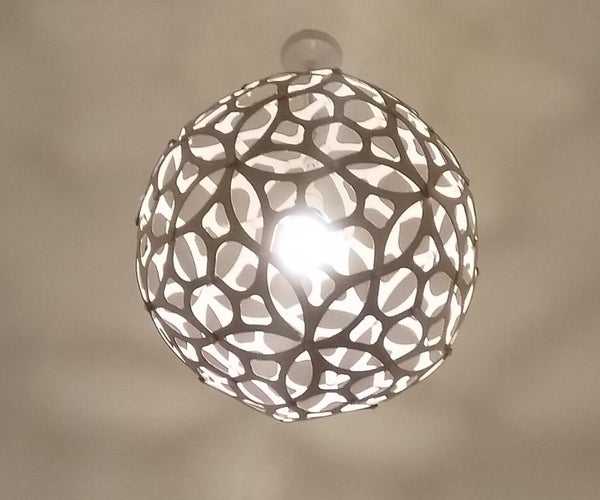 Polyhedron Light Shade