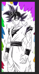 Step 2: Highlight the Background With the Lasso Tool and Make It Into a Different Color