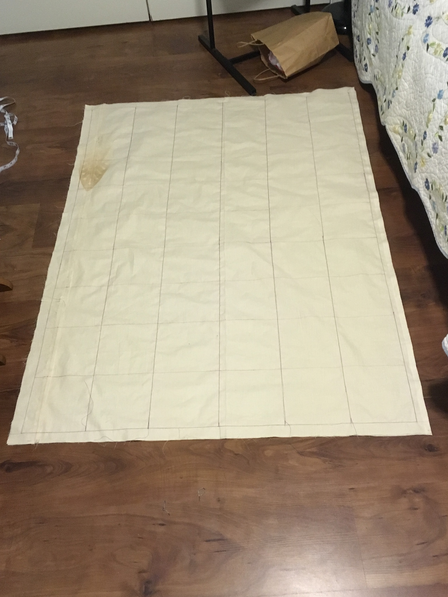 How To Make A Weighted Blanket 5 Steps With Pictures Instructables