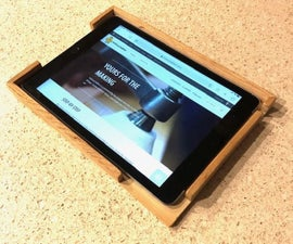 Tablet Tray Case