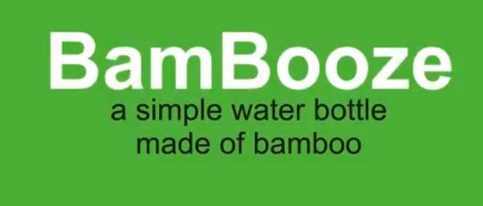 USEFULLNESS OF BAMBOO BOTTLE
