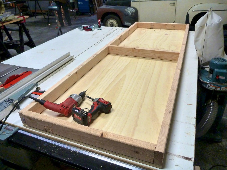 Build a Torsion Box