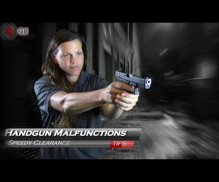 Handgun Malfunction Drills