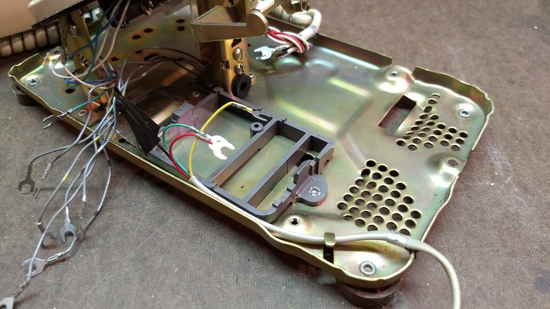 Disassemble and Gut the Phone