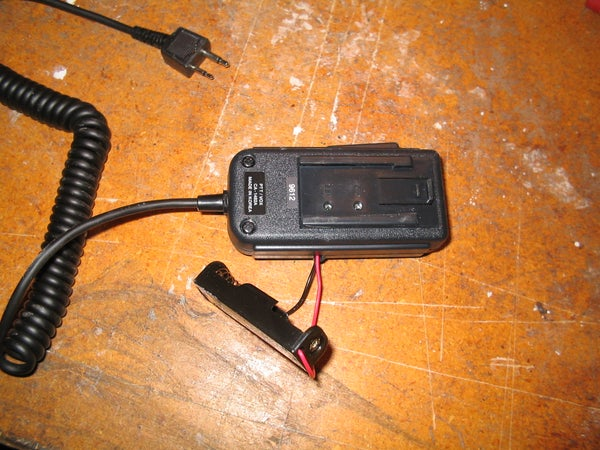 VOX Mod for APRS