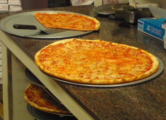 New York Pizza in California