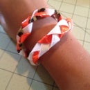 How To- Duct Tape Braided Bracelet