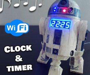 R2D2时钟和定时器