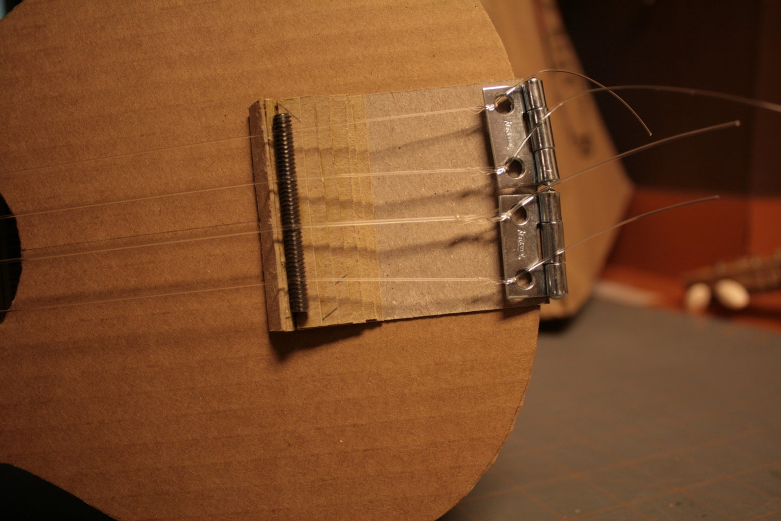 Add the Strings!