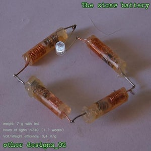 Other Designs_2: the Straw Battery