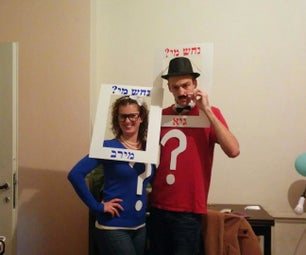 Guess Who Costume